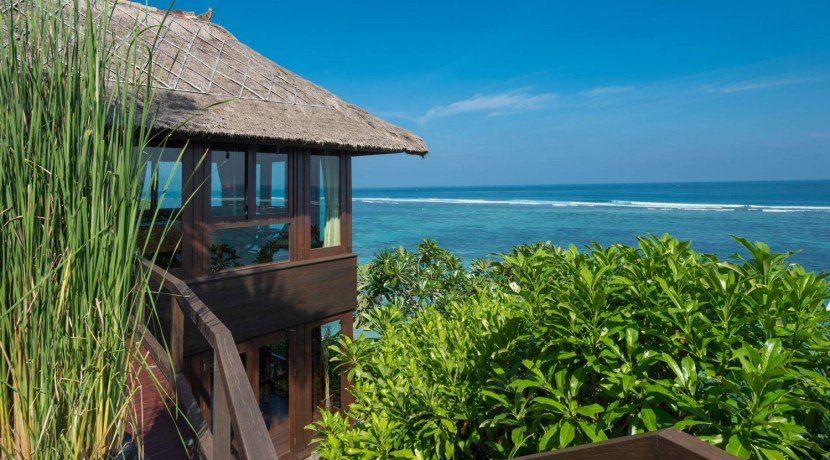 Villa Bidadari Cliffside Estate - Luxury Cabana