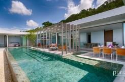 Malaiwana Villas - Exclusive Hillside Estate in Phuket