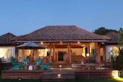 Driftwood Villa - Villa at Night