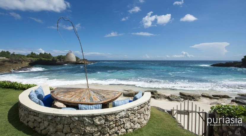 The Beach Shack Villa - Outdorr Lounge