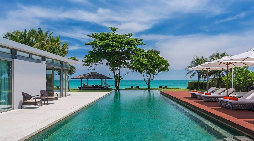 Villa Cielo - Beachfront Villa in Phuket
