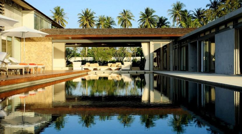 Villa Malee Sai - Pool area
