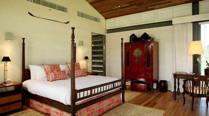Villa Malee Sai - Ethnic bedroom design