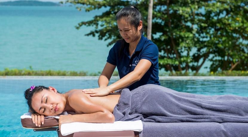 Villa Naam Sawan - Poolside Massage