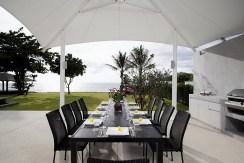 Villa Cielo - Outdoor dining and bbq