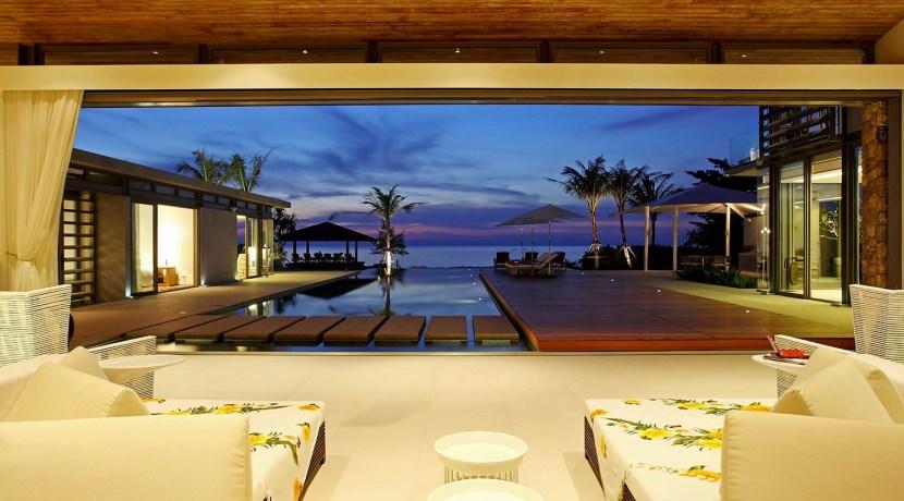 Villa Malee Sai - Night ambience