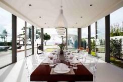 Villa Cielo - Dining area