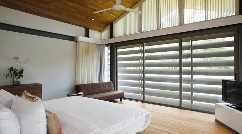 Villa Cielo - Bedroom style