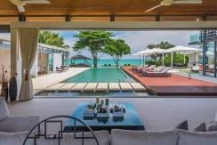 Villa Cielo - Living area outlook
