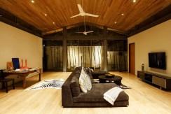 Villa Essenza - Living area style