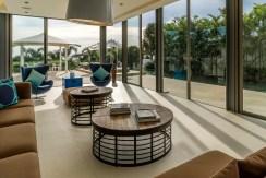 Villa Roxo - Living area view