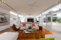 Villa Sapna - Living room layout