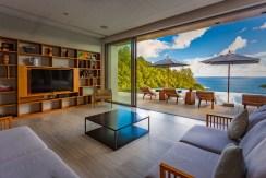 Villa Baan Banyan - Family Room alternative view