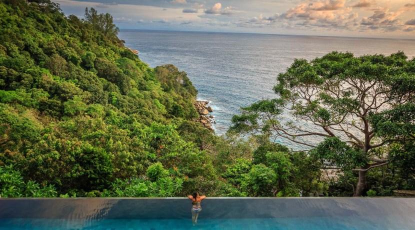 Villa Baan Banyan - Pool with a view