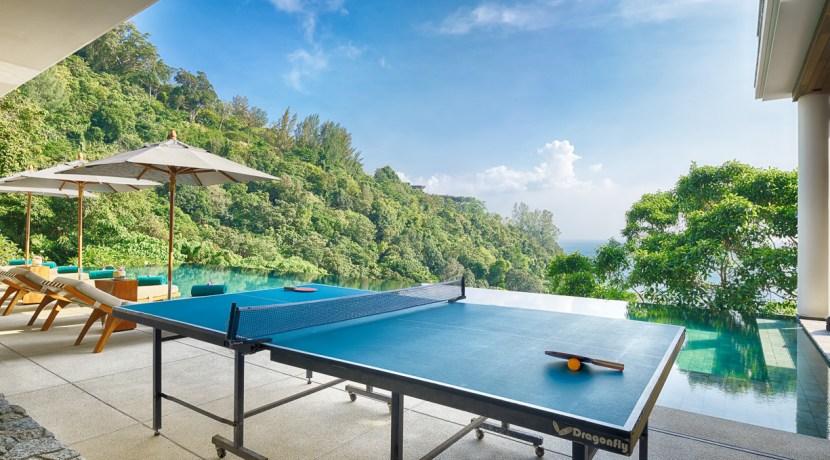 Villa Baan Banyan - Tennis Table