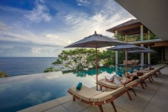 Villa Baan Banyan - Relaxing poolside in the afternoon