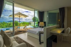 Villa Abiente - Bedroom outlook