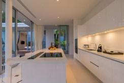 Villa Abiente - Modern kitchen design