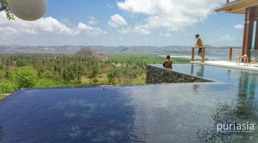 Villa Sorgas - Stunning View from the Pool