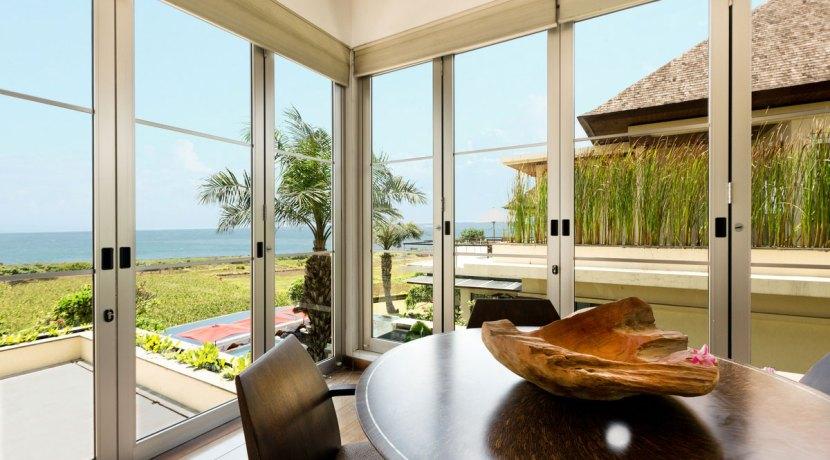 Sanur Residence - DIning in Master Bedroom