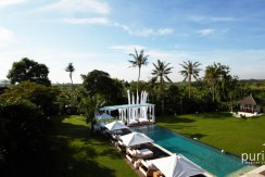 Pure Villa Bali - Garden and Pool