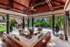 Villa Analaya - Library