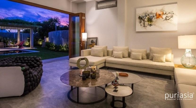 Villa Delfino - Living Room