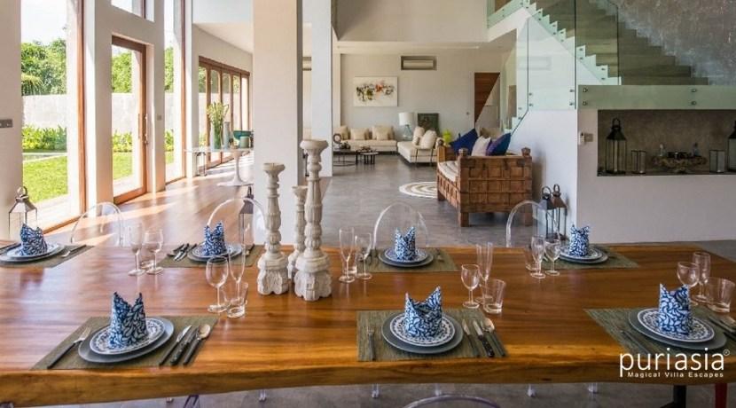 Villa Delfino - Dining Room