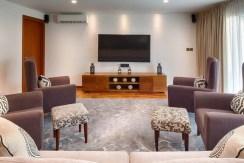 Villa KaliBali - Media Room