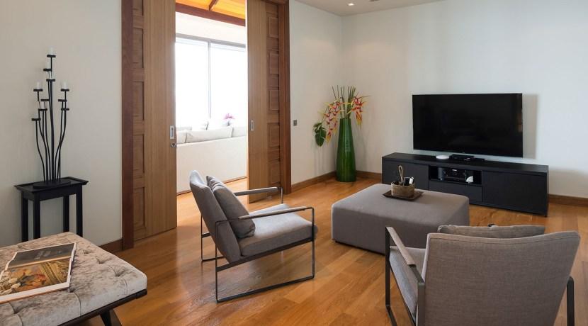 Villa Haleana - Living Room