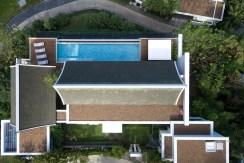 Villa Haleana - Villa Aerial