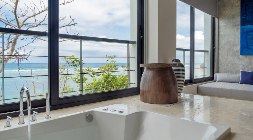 Villa Grand Cliff Nusa Dua - Honeymoon suite jacuzzi