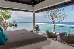 Villa Grand Cliff Nusa Dua - Bale for relax and massage