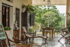 Villa Mayurana - Terrace