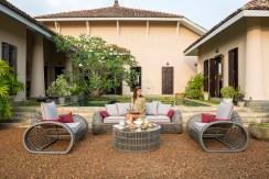 Villa Mayurana - Breakfast Area