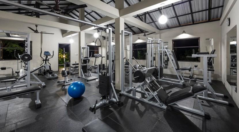 Villa Mayurana - Gym