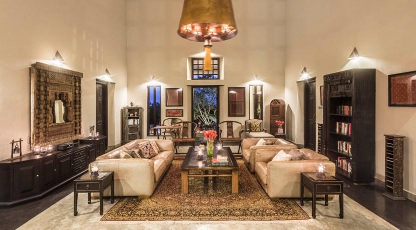 Villa Mayurana - Indoor Living Area