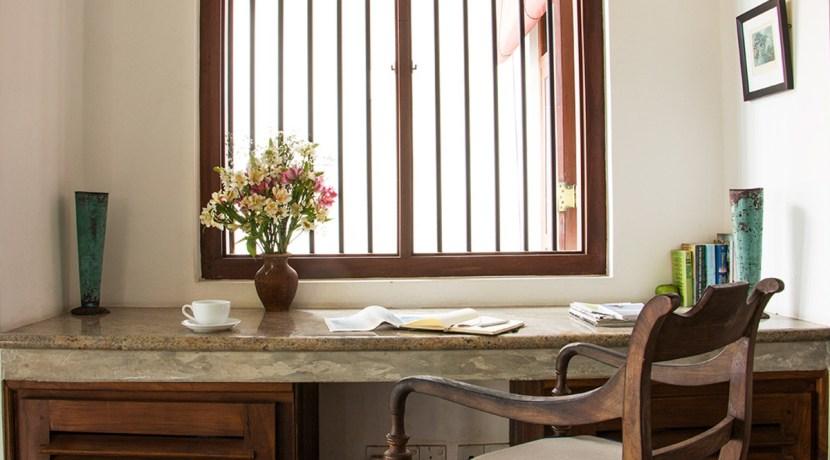 Villa Saldana - Study Room