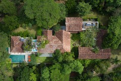 Sisindu Tea Estate - Aerial