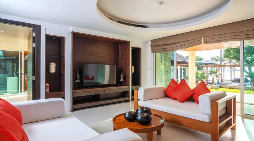 Villa Yaringa - Intimate living space