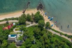 Eagles Nest Villa - Villa Aerial