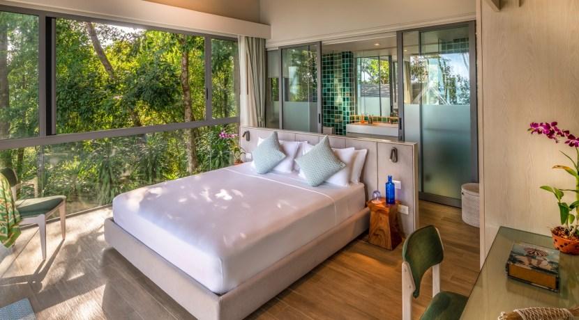 Eagles Nest Villa - Luxury Bedroom