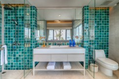 Eagles Nest Villa - Bathroom