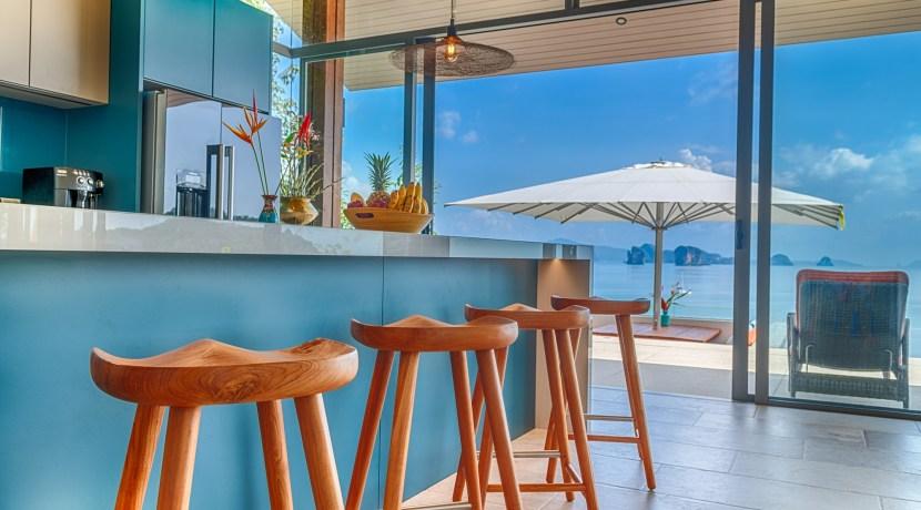 Eagles Nest Villa - Kitchen Bar