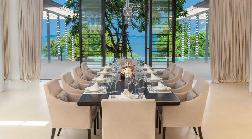 Villa Verai - Living & Dining Area