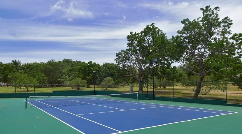 Villa Ranawara - Tennis Court