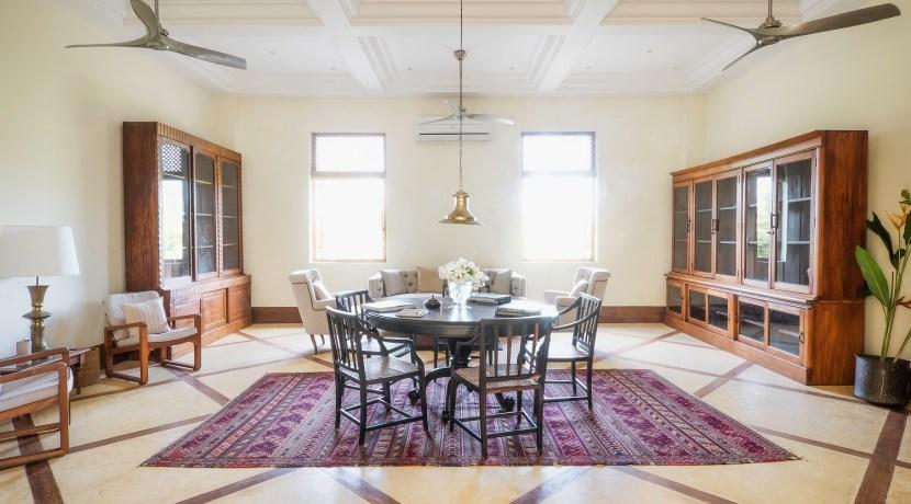 Villa Ranawara - Living Area