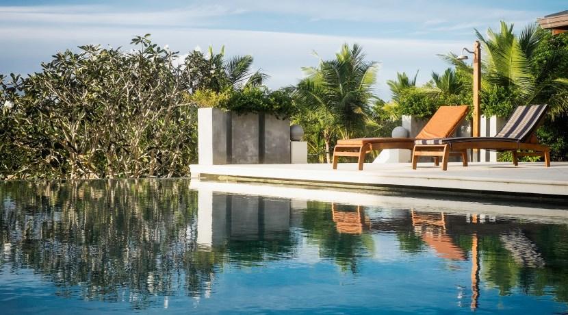 Villa Ranawara - Sun Loungers