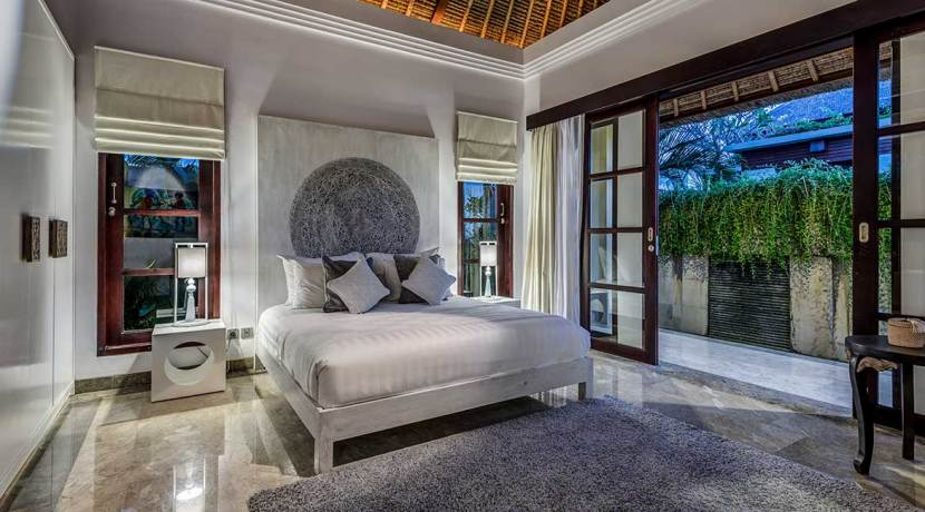 The-Residence,-Seminyak---Villa-Nilaya---Bedroom-five-near-entrance