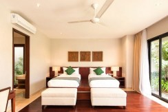 Villa Feronia - Twin Bedroom Villa